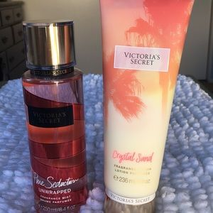 NWT Victoria Secret lotion and Mist 💋